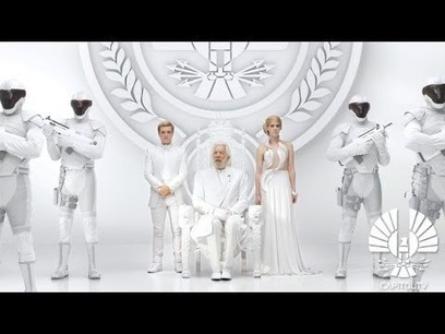 The First Viral Trailers For 'The Hunger Games: Mockingjay' Are Here | Hunger Games in the Library (and other classrooms) | Scoop.it