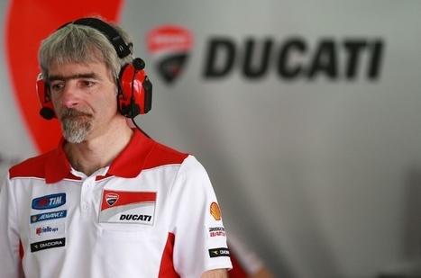 Dall'Igna: MotoGP, WSBK teamwork make Ducati stronger   Ductalk Ducati News   Scoop.it