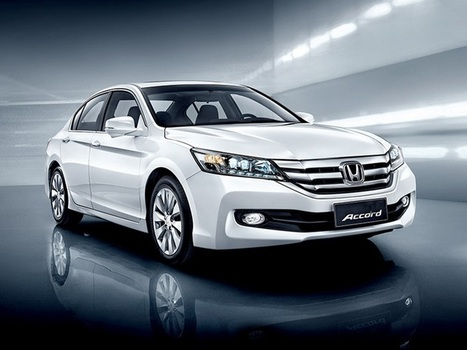 Cea mai recenta versiune Honda Accord | Auto fans | Scoop.it