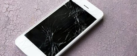 Soon your cracked smartphone screen will be able to self-repair | Science And Wonder | Scoop.it