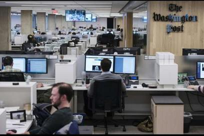 La presse américaine a perdu la moitié de ses emplois en 25 ans | La Lorgnette | Scoop.it