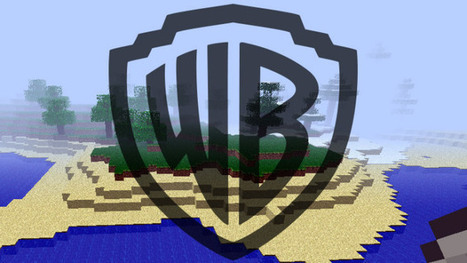 Mojang In Talks With Warner Bros. To Make A Minecraft Movie | TechCrunch | World of Games | Scoop.it