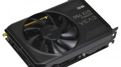 EVGA – GeForce GTX 750 2 Go et Superclocked | Monhardware.fr | My Interest | Scoop.it