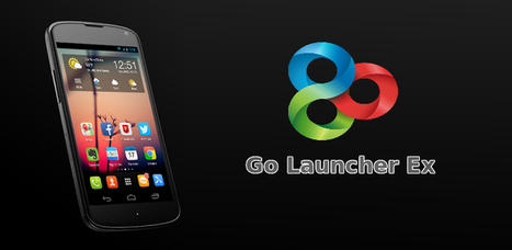 Go Launcher EX – A Perfect Android Launcher to Give Incredible Experience   Web Development Blog, News, Articles   Scoop.it