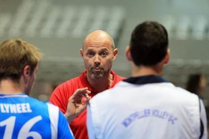 Montpellier Volley UC : Nouveaux défis pour Arnaud Josserand | Planète Volley | Scoop.it