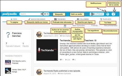 Crea y comparte tus podcasts con PodOmatic | TIC - TAC | Scoop.it