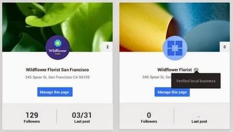 Google permet d'associer une Page Google+ Pro à Google Maps - #Arobasenet | Bonnes pratiques du e-tourisme | Scoop.it