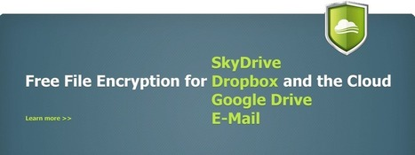 Cloudfogger - Free File Encryption for Dropbox, SkyDrive and Google Drive | TICE & FLE | Scoop.it