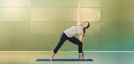 Yoga for Cardio Lovers: 8 Poses to Build Strength | Indoor Rowing | Scoop.it