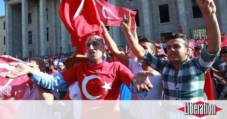Huit questions pour comprendre le putsch raté en Turquie | ifre | Scoop.it