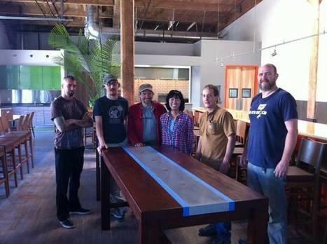 Woodfour Brewing Co. pt. III | Facebook | GFRC | Scoop.it