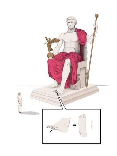 Recrean monumentos de Tarraco con ilustraciones para su divulgación en la red   LVDVS CHIRONIS 3.0   Scoop.it