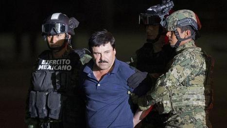 «El Chapo», baron mexicain de la drogue, capturé après six mois de traque | Mexique | Scoop.it