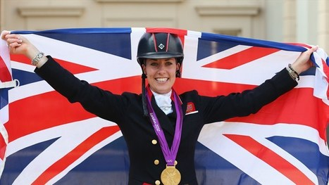 Medal Math: Equestrian medal round-up at London Olympics | Equestrian Olympics 2012 | Scoop.it