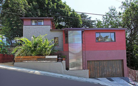 A Funky Cold Medina in Echo Park | Los Angeles Real Estate & Architecture | Scoop.it