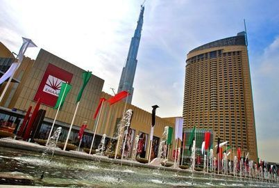 Dubai Mall named world's best for shopping experience | Tourism Innovation | Scoop.it
