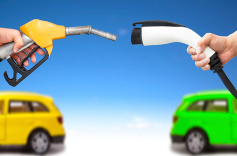 New Study Doesn't Say Electric Cars Aren't Green : DNews | Electric Cars in the UK | Scoop.it