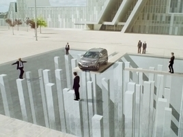 Ad of the Day: Real or Illusion? Honda CR-V Spot Keeps You Guessing | Psychology of Consumer Behaviour | Scoop.it