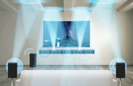 New Samsung Soundbar With Dolby Atmos Coming At CES - Geeky Gadgets | Samsung mobile | Scoop.it