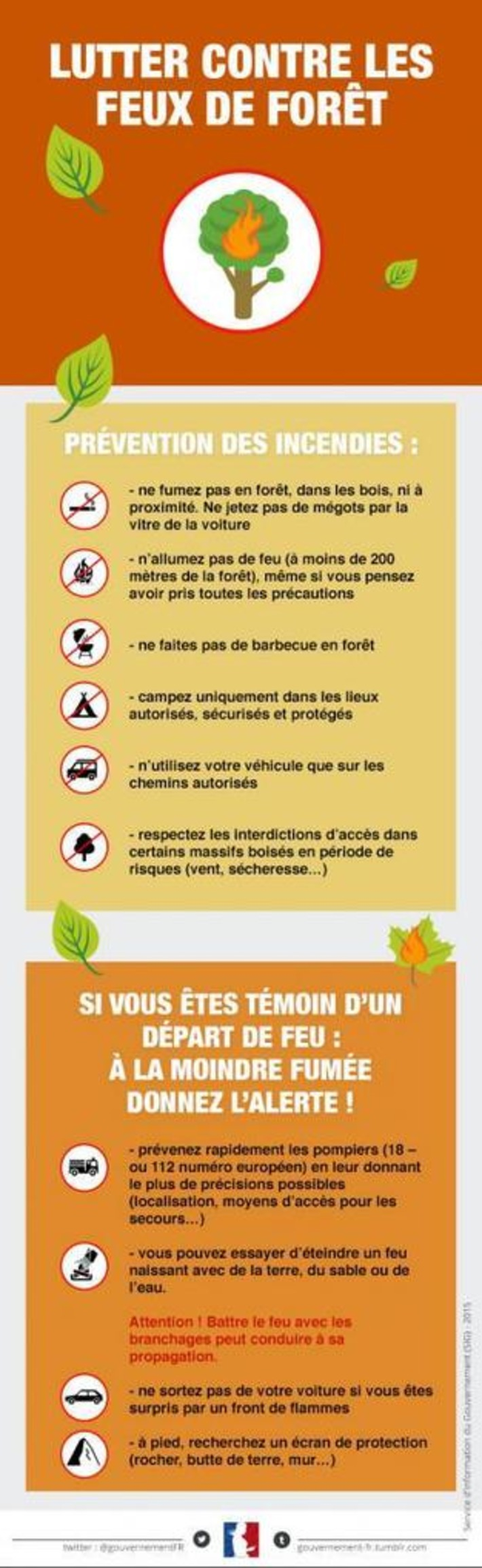 Tout savoir en une infographie | Portail interministériel de prévention des Risques majeurs | Bois, forêt, construction, bois énergie, ameublement et plus | Scoop.it