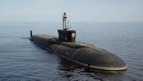 RUSSIE : le troisième sous-marin nucléaire du projet 955 Boreï remis à la Marine | Defense | Scoop.it