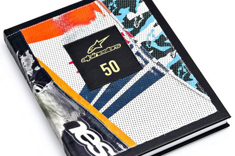 Alpinestars Limited Edition 50 Year Anniversary Book | Moto Riding Gear | Scoop.it