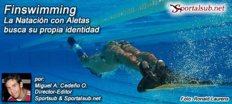 Finswimming: La Natación con Aletas busca su propia identidad - Sportsub & Sportalsub | educacion fisica teje | Scoop.it