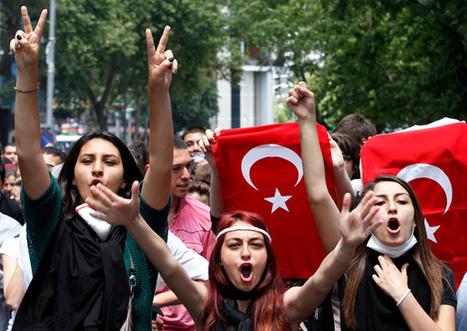 """Manifestations en Turquie: """"Ce mouvement agrège des mouvances très différentes les unes des autres"""" - Les Inrocks   Revue de presse - Turquie   Scoop.it"""
