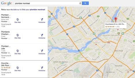 Mise à jour des résultats locaux : Ce que Google vous cache I David Carle | Geeks | Scoop.it