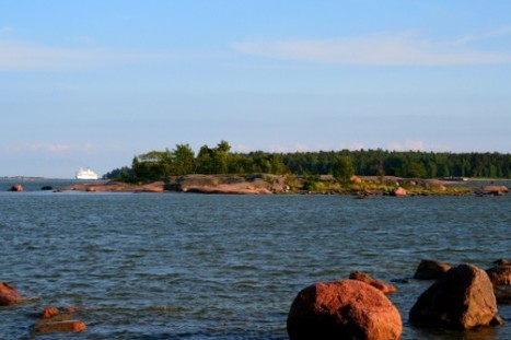Seven Ships In Three Hours – An Evening At Helsinki West Harbour | MaritimeMatters | Cruise ship news and ocean liner history | Finland | Scoop.it