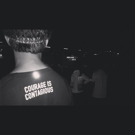 .@nandeeng   #courageiscontagious #bajakJKT #nike @runningrage_snap   BajakJKT   Scoop.it