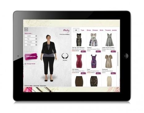 Réalité augmentée : Metail cherche à révolutionner le shopping en ligne - Telcospinner | Nouveaux marchés - Telcospinner | Scoop.it