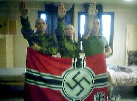 Hunt for 'Nazi' soldiers after four are killed in France school shooting | Epic pics | Scoop.it