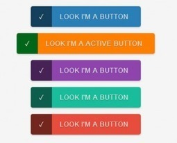 Des boutons CSS3 avec animations ! | Création de sites internet - Référencement Dijon | Scoop.it