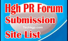 High PR Forum Posting Sites List | SEO Tips and Tricks | Scoop.it
