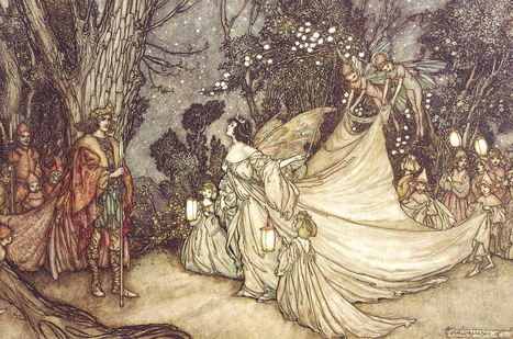 Clash of the Fairies: Fact or Fiction? | John O's A Midsummer Night's Dream | Scoop.it