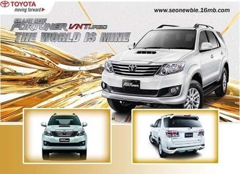 Fortuner SUV Terbaik : Grand New Fortuner VNTurbo   Fortuner SUV Terbaik : Grand New Fortuner   Scoop.it