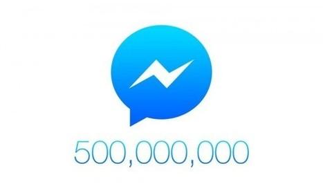 Facebook est un géant de la messagerie instantanée | Boite Mail | Scoop.it