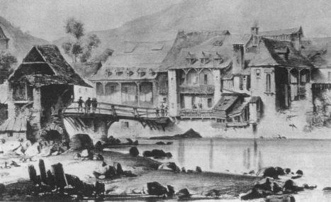 Jadis en vallée d'Aure : fabriques à Arreau en 1836 | Frédéric François d'Andiran | Vallée d'Aure - Pyrénées | Scoop.it