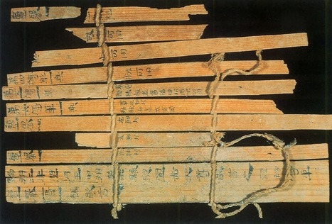 Ancient Chinese bamboo texts tell medical history | some anthropology + found in translation | Scoop.it
