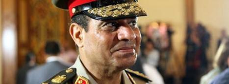 Al-Sissi met la maison militaire en ordre avant de partir. | Égypt-actus | Scoop.it