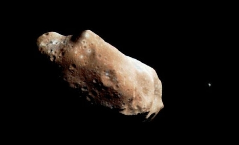 Does Asteroid Vesta Have a Moon? - NASA Science | Planets, Stars, rockets and Space | Scoop.it