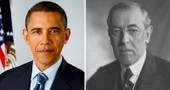 Barack Obama and Woodrow Wilson: Sharing a Progressive Plan | MN News Hound | Scoop.it