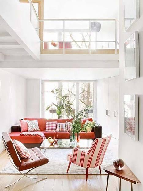 Un duplex très lumineux en Espagne     PLANETE DECO a homes worldPLANETE DECO a homes world   Meubles-décorations   Scoop.it