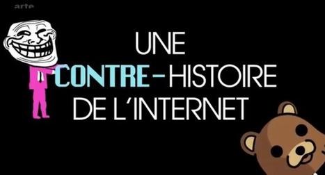 Une contre histoire de l'Internet | Education et Créativité | Scoop.it