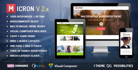 Download Micron v2.2 - Retina Responsive Multi-Purpose Theme - Slicontrol.Net | Free Download Premium Wordpress Themes and Plugin | Scoop.it