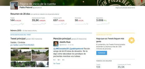 Cambios en Twitter Analytics   Marketing2015   Scoop.it
