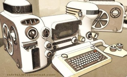 ordenador dieselpunk | Vulbus Incognita Magazin...