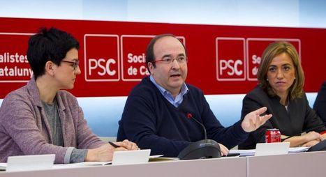 El PSC cierra filas con Pedro Sánchez en su negociación para La Moncloa, Pere Ríos   Diari de Miquel Iceta   Scoop.it