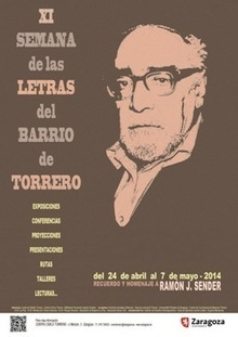 XI Semana de las Letras del Barrio de Torrero - Bibliotecas en Zaragoza - Agenda del Ayuntamiento de Zaragoza | Barrio Torrero-La Paz | Scoop.it